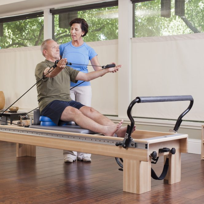 CLINICAL REFORMER PİLATES 3